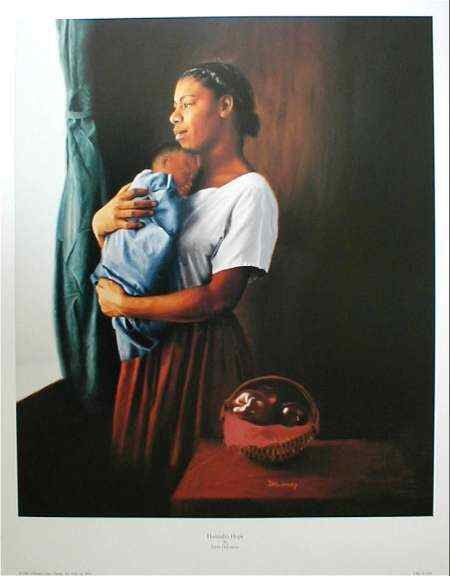 Image from http://www.musefinds.com/AnAfroKinStore/AfricanAmericanArt/hannahshope.jpg.