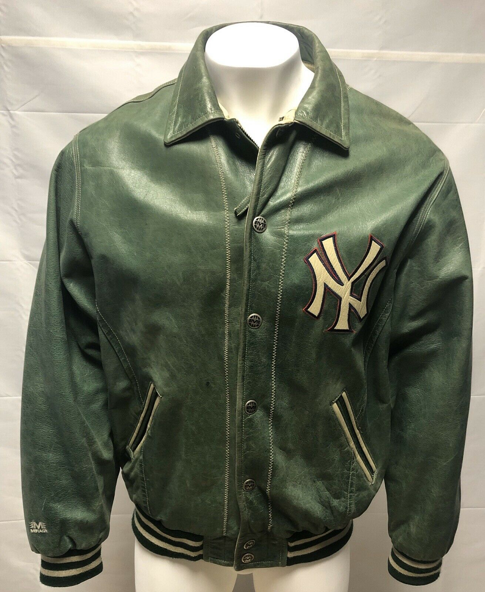 Newyork Yankees Leather Jacket Jackets Jacket Sale Leather Jacket [ 1221 x 1000 Pixel ]