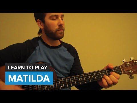 Guitar Lesson For Matilda By Alt J Playsongnotes Guitar