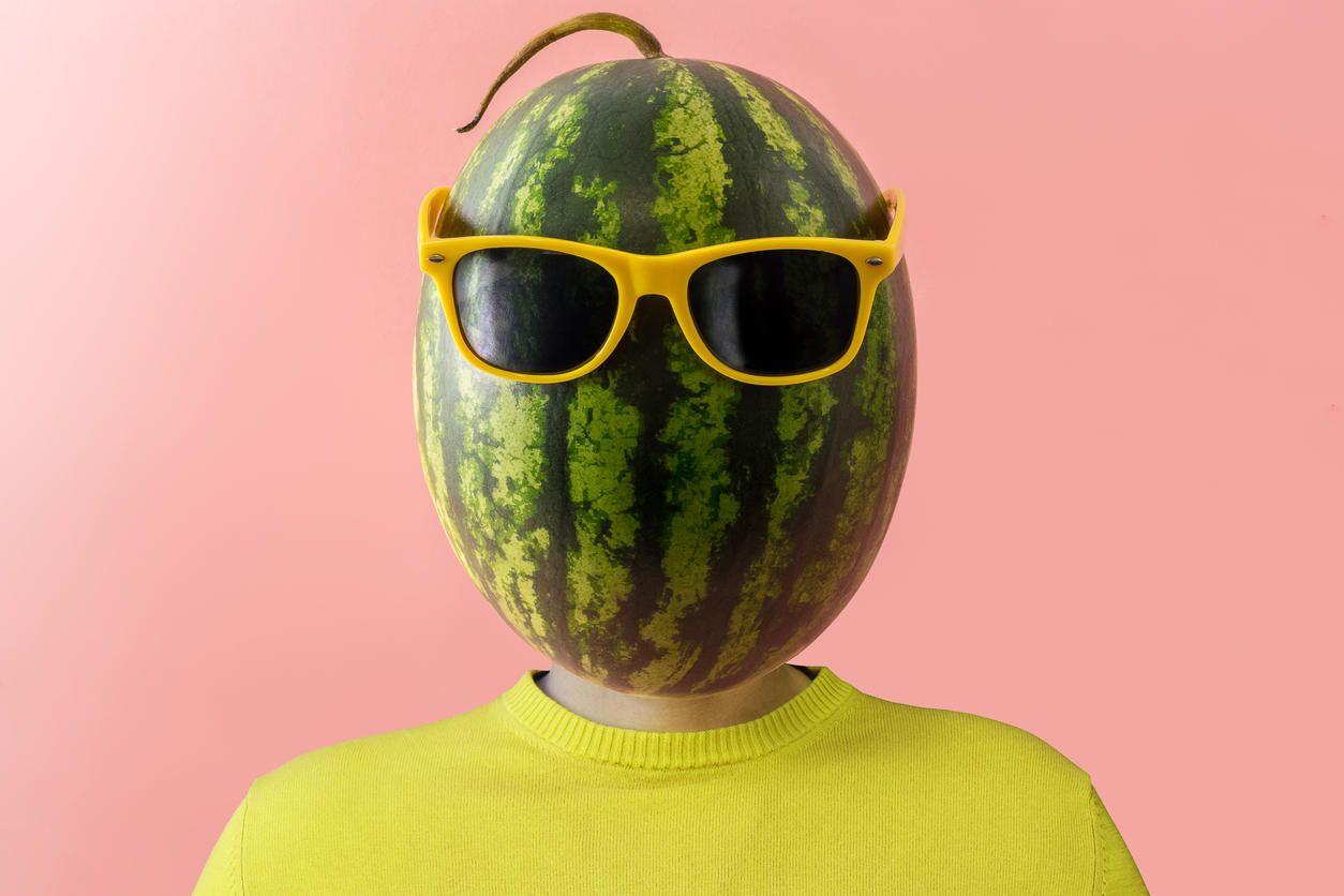 Raconter Des Salades Courir Sur Le Haricot Avoir Le Melon