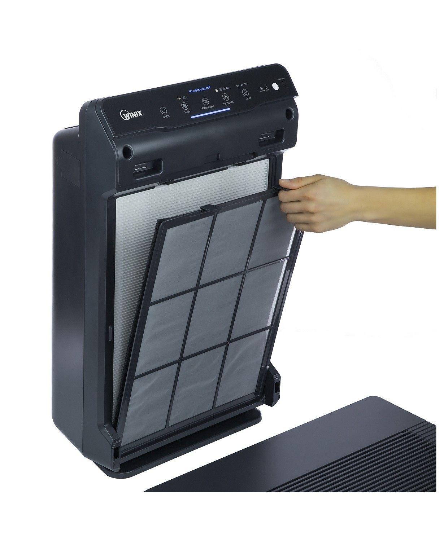 Winix 5500 2 Air Purifier With Plasmawave Technology Reviews Home Macy S In 2020 Air Purifier Air Purifier Reviews Filter Air Purifier