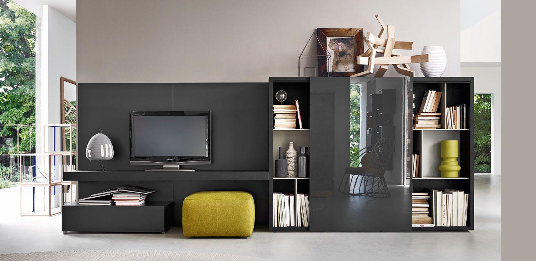 Molteni Pass - 2012 edition | Furniture: Bookcase ...
