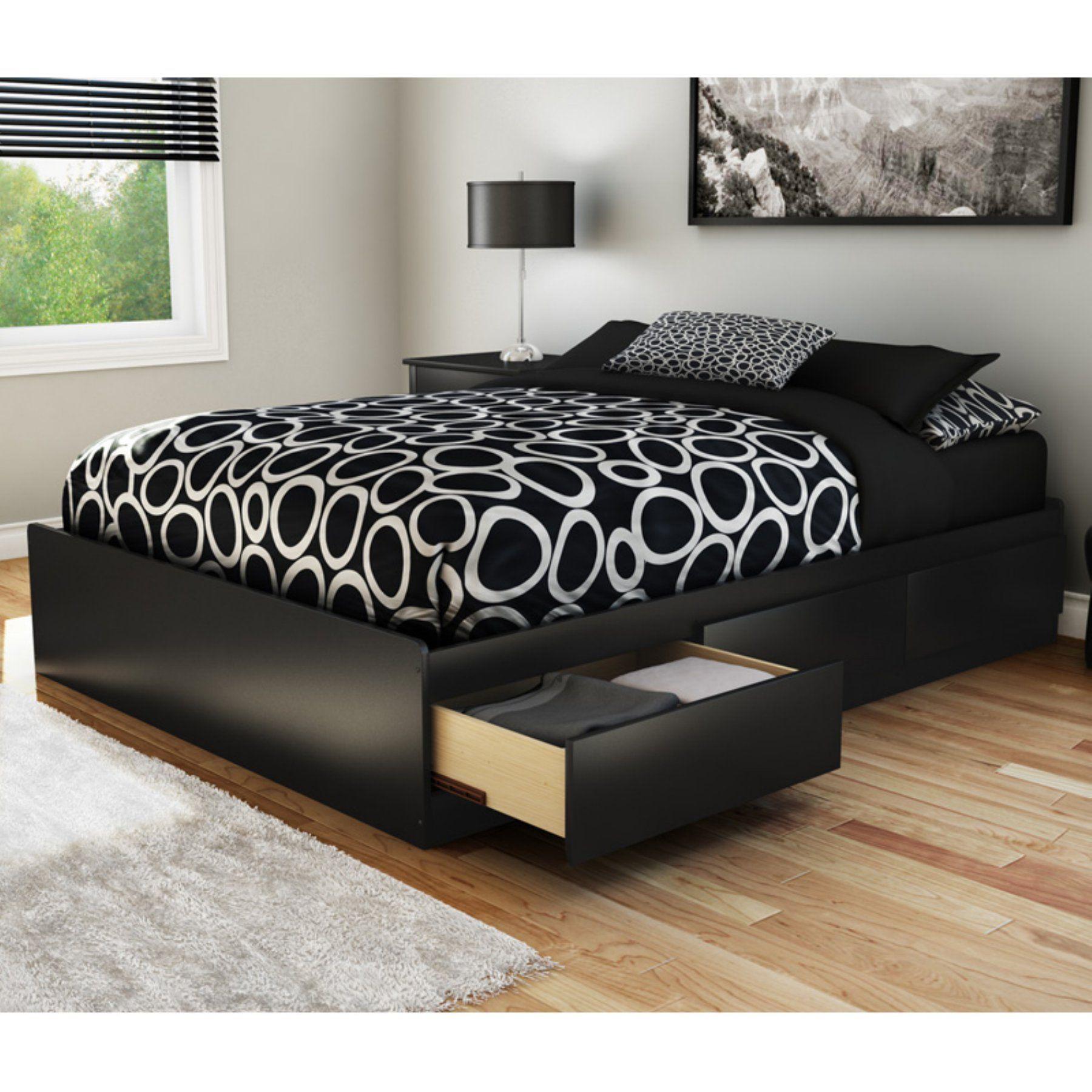Sandbox Storage Platform Bed - Full - 3107211 | Products | Pinterest