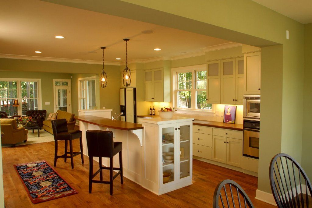 Image result for ceiling color, combined living room and kitchen ...