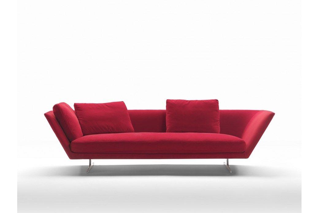 Divano Letto Moderno Flexform.Zeus Divano In Stile Moderno Flexform Sofa Design Divano