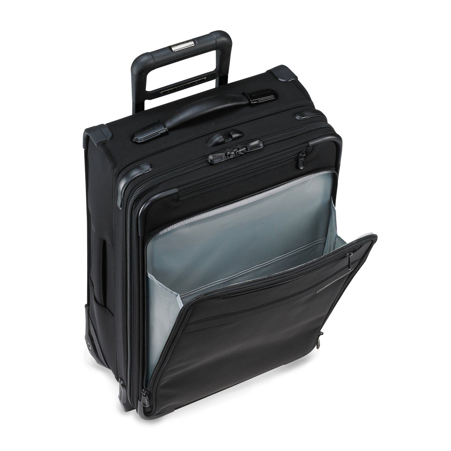 Domestic Carry-On Expandable Upright (Two-Wheel) -