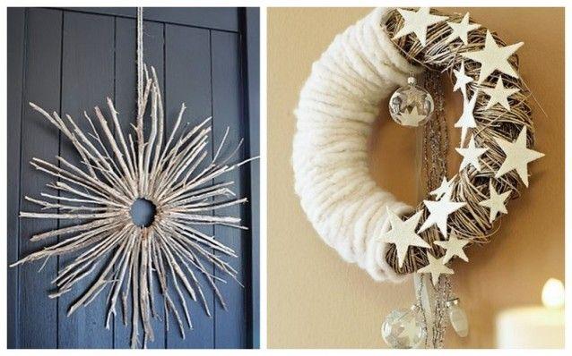 Fabulous Winter Wreaths. Love them all!