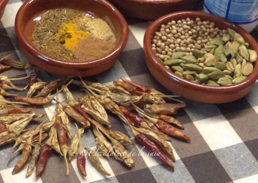 Sigue los consejos de este post para hacer garam masala personalizado con las especias que prefieras.