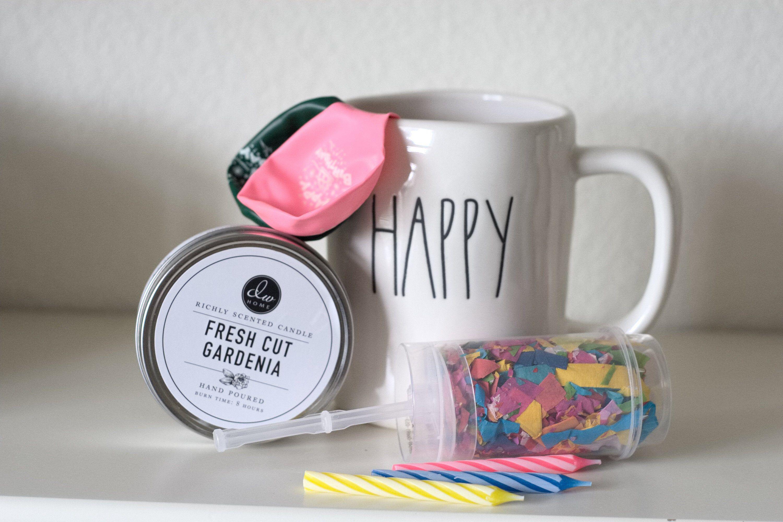 Birthday gift box box of blessings celebrate you etsy