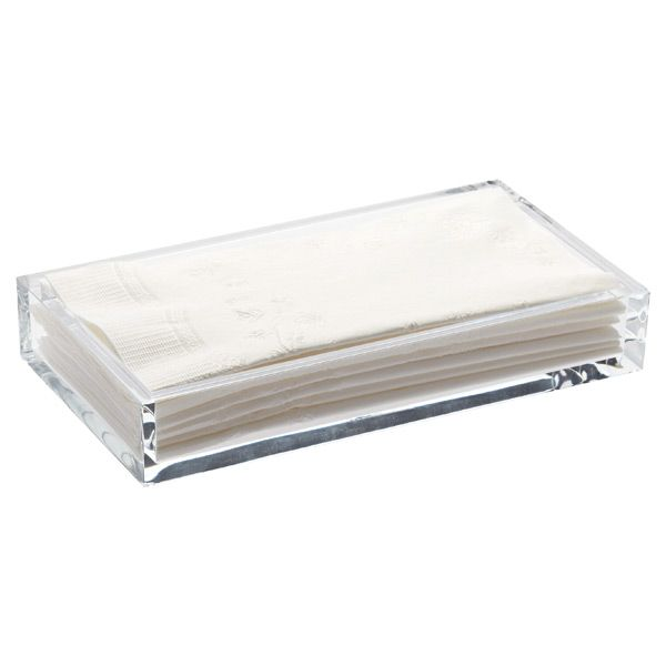 Acrylic Guest Towel Tray Towel Tray Guest Towel Tray Paper Guest Towels