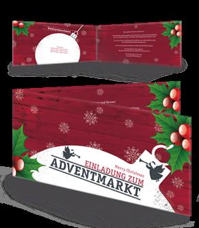 Editierbare Einladungskarten Für Weihnachten Von Onlineprintxxl.com # Einladungskarten #weihnachten#weihnachtsfeier