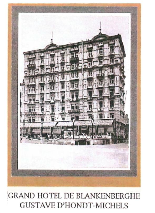 Grand Hotel de Blankenberghe
