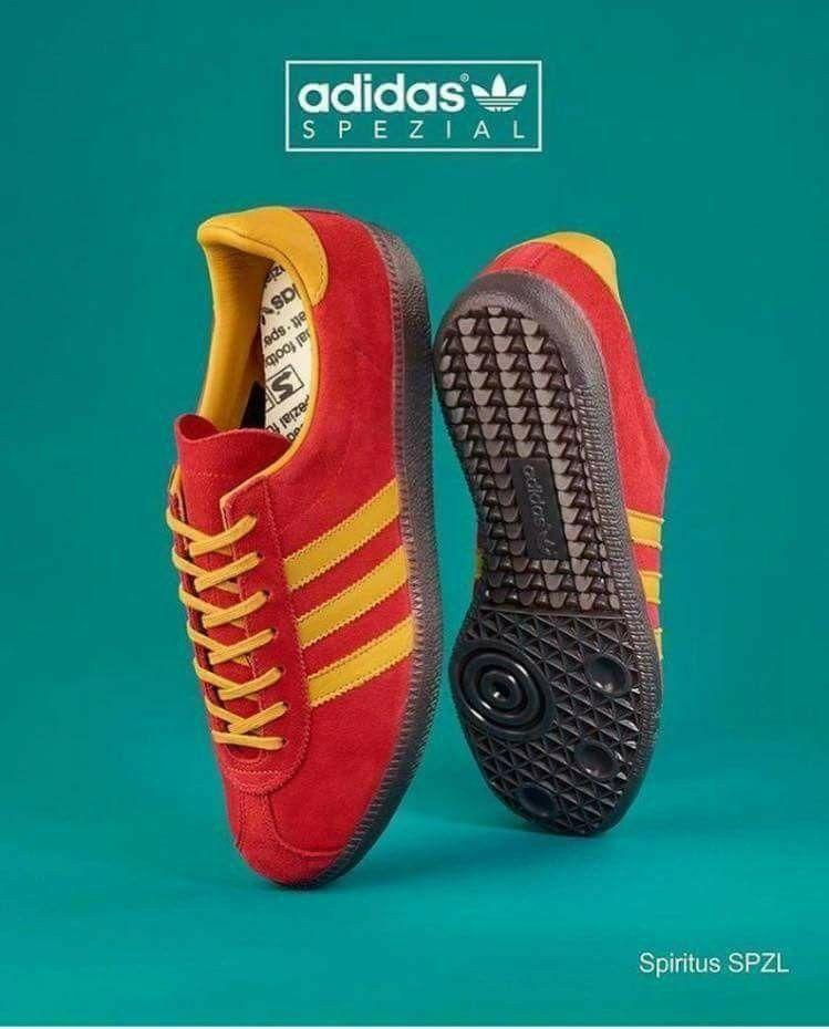 Der neue adidas Spiritus Spezial soll am 22. September fallen