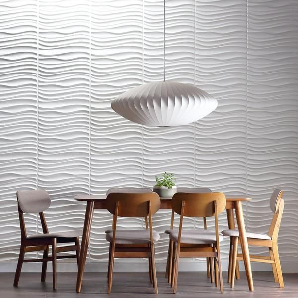 Current Wall Flats 3d Wall Panels Dining Room Wall Decor