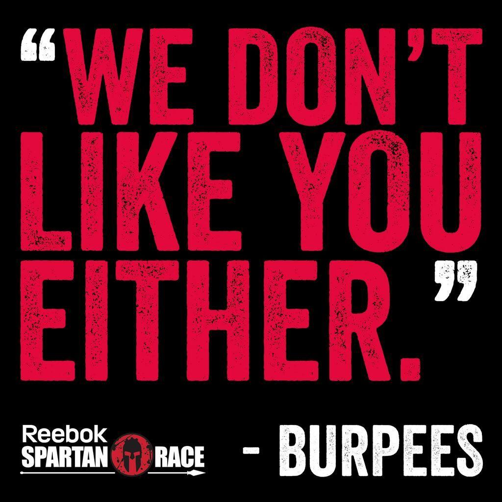 Burpees Burpee Challenge Crossfit Motivation Gym Humor