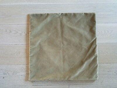 Pottery Barn Velvet Pillow Cover 20
