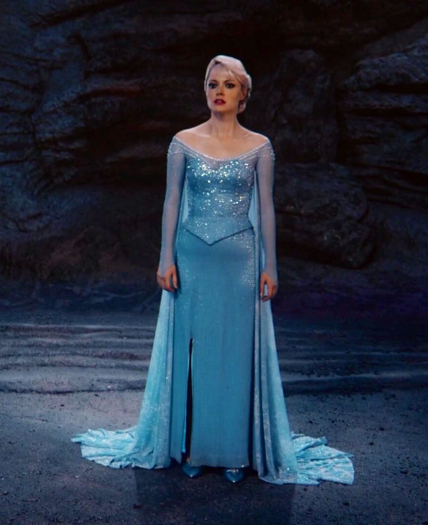 Once Upon A Time Elsa :