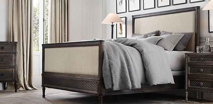 Browse Our Selection Of Traditional Bedroom Furniture U0026 Bedroom Sets From Restoration  Hardware.