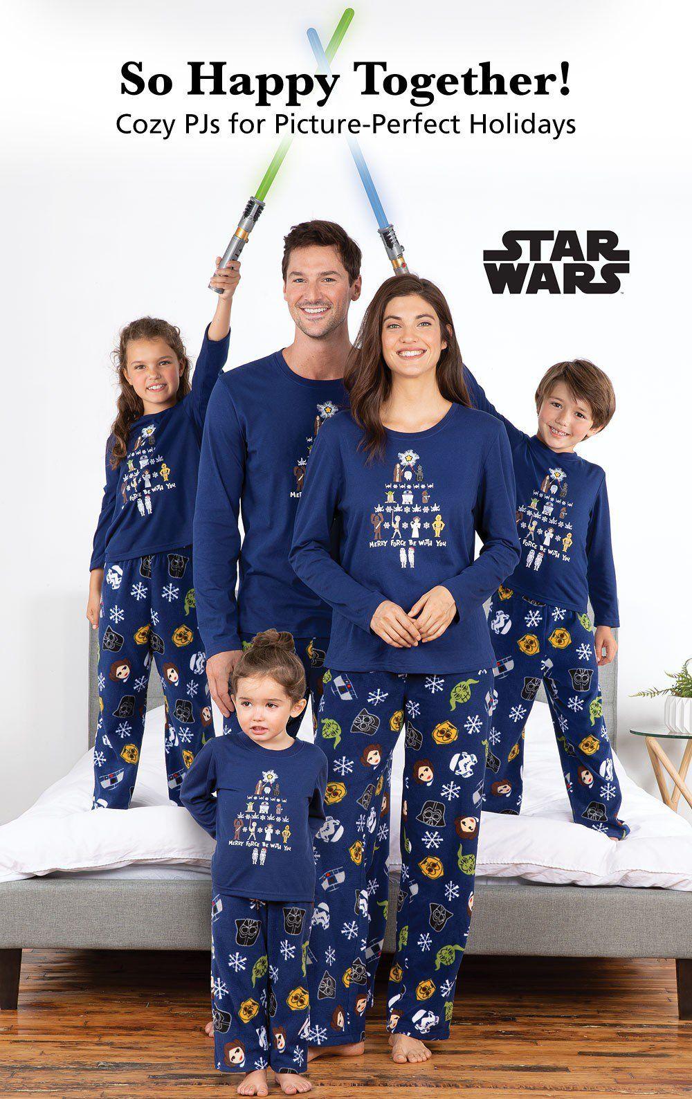 701e1572080a Star Wars™ Matching Family Pajamas