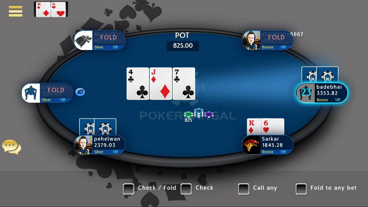 Play Online Poker Games In India For Real Money Play Poker Online
