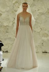 Watters Wedding Dresses and Bridesmaid Dresses Spring 2015 | Kurt Wilberding | blog.theknot.com