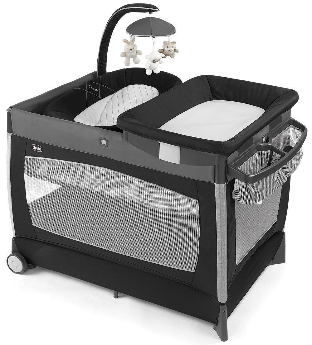 Chicco Lullaby 3 Stage Portable Playard Crib Bassinet