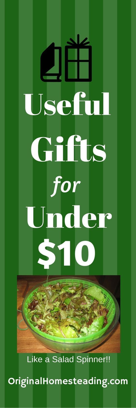 Great Gift Ideas Under 10 Dollars That Are Super Cool