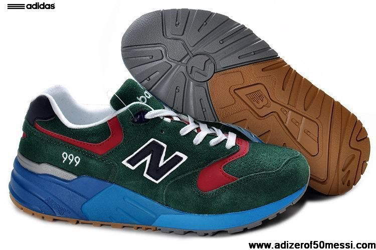 Best gift new balance nb ml999by blackish green red blue