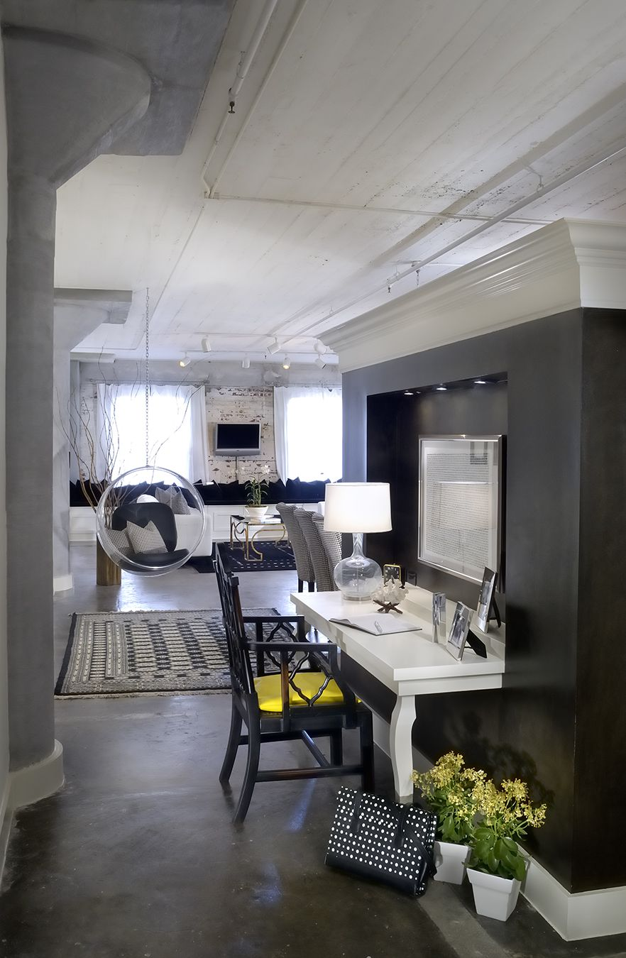 The Lofts At South Bluffs Iniums Memphis Tn Designed By Hnedak Bobo Group