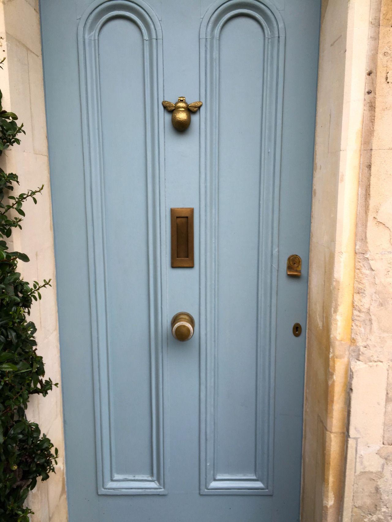 400 Square Feet Bees Doors Door Knockers Front Door