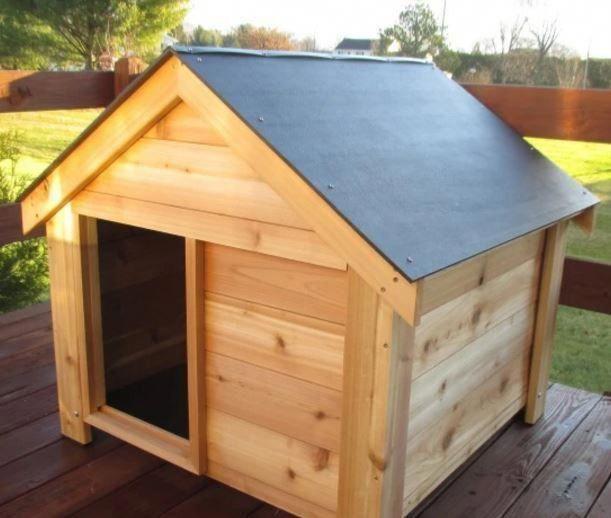 Woodside Large Dog House