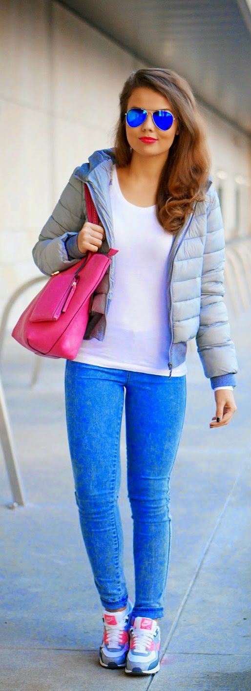 Daily New Fashion : CASUAL OUTFIT