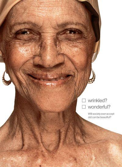 Wrinkled, wonderful
