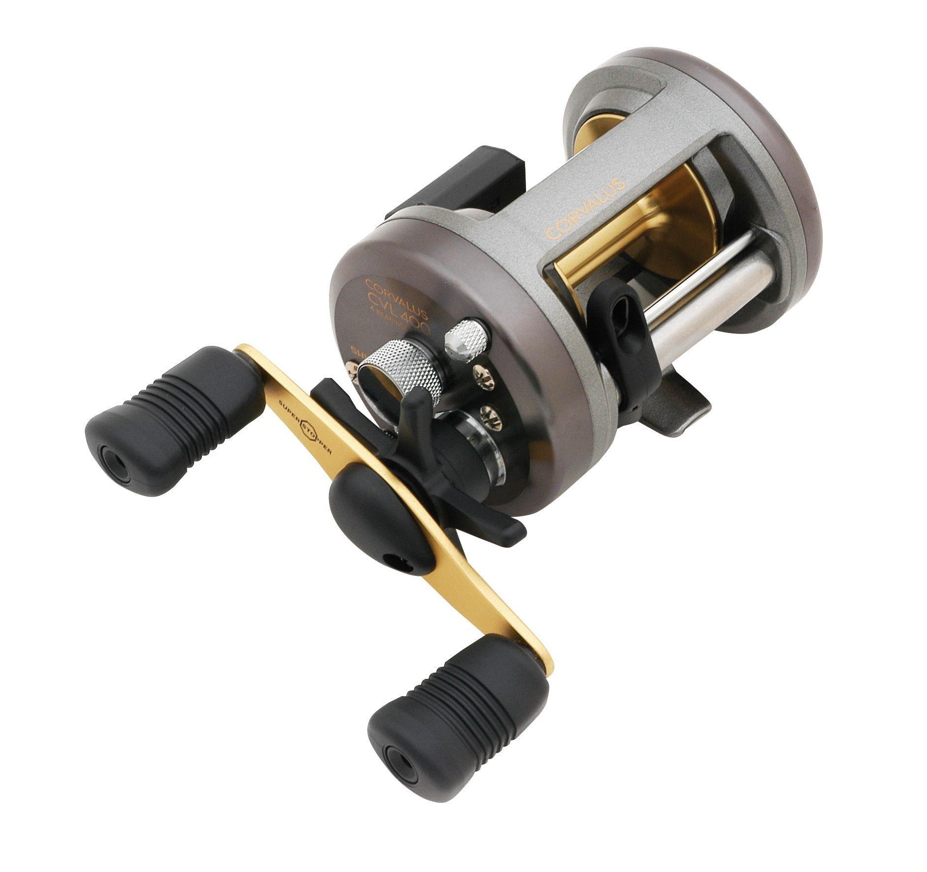 4fb7c3a9451 Shimano Corvalus Round Baitcasting Reel #baitcastingreel | Fishing ...