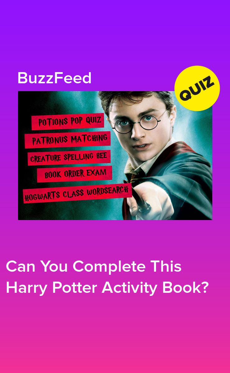 Can You Complete These Harry Potter Mini Games Mit Bildern Spruche