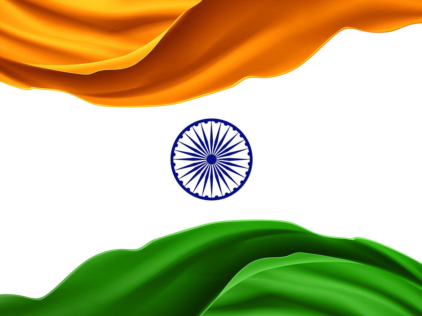 Tiranga (India Flag) Wallpaper - Art Work | India flag, Indian flag  wallpaper, Art wallpaper
