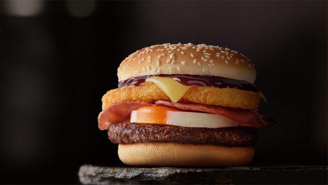 Neuer Burger Mcdonalds