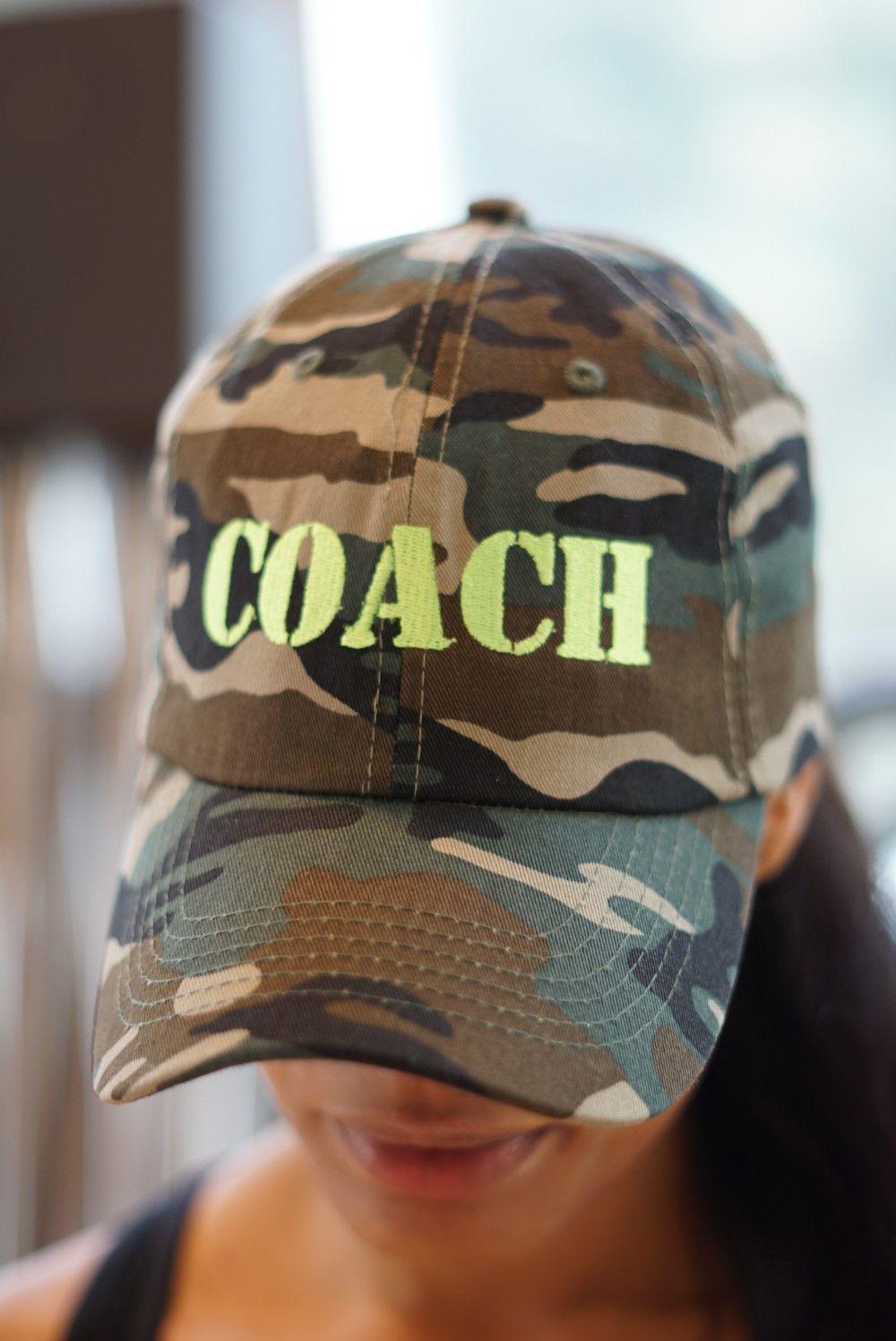 Coach polo dad hat b44f3dca38f
