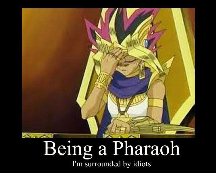 Yugioh The Pharaoh Google Search Yugioh Yugioh Yami Anime Funny