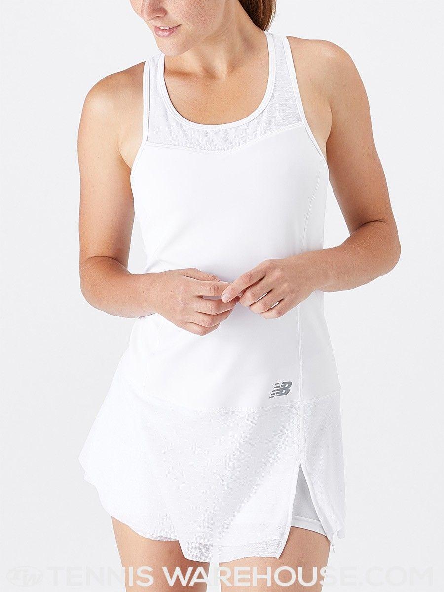 4179cc120941a New Balance Women's Summer Tournament Dress Tennis Wear, Tennis Dress,  Tennis Warehouse, New