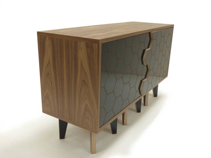 House Hive Contemporary Media Cabinet Or Sideboard