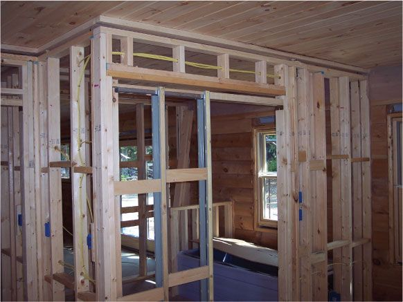 pocket door installation in existing wall. Before You Start Framing A Wall To Accept Pocket Door You\u0027ll Need Installation In Existing