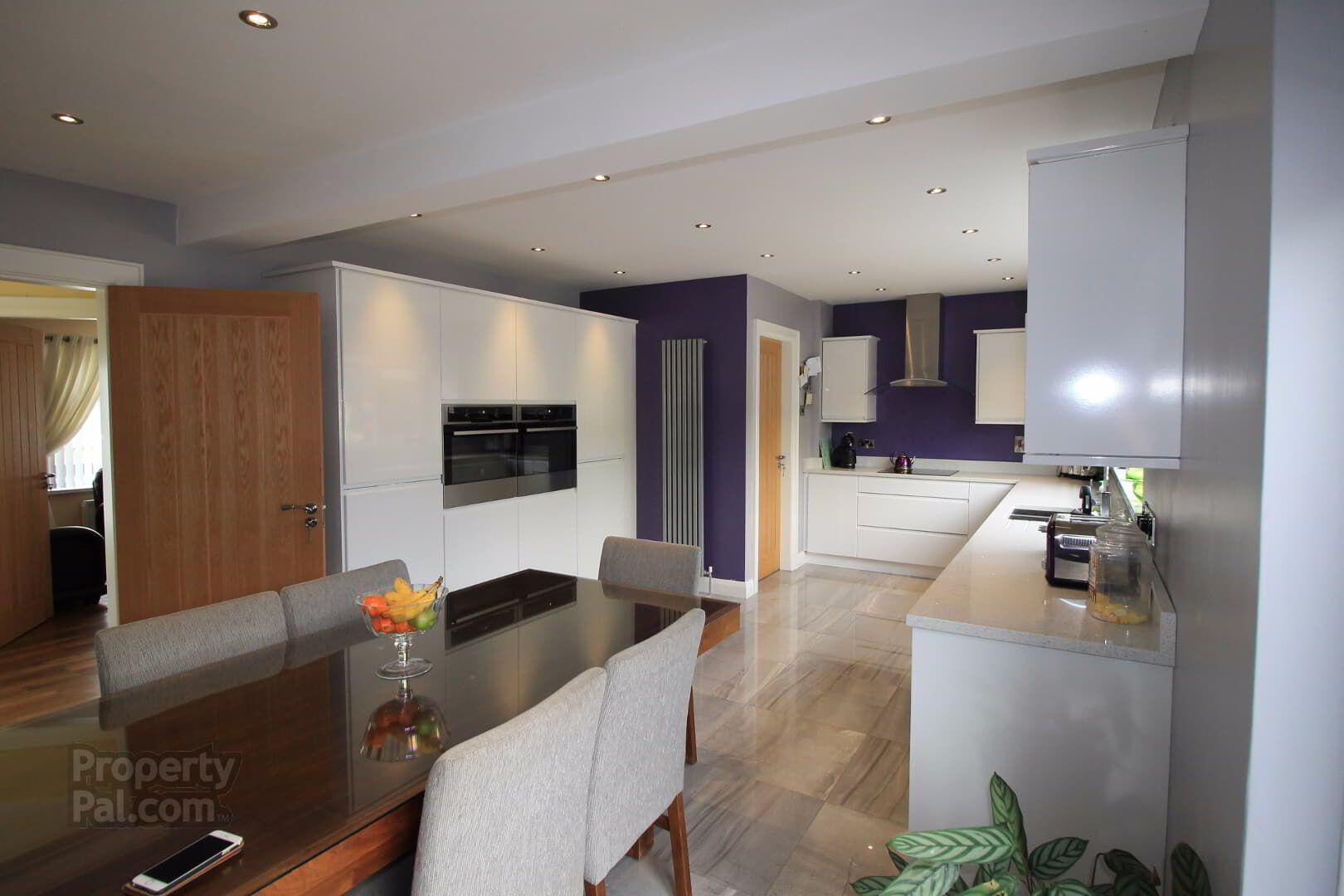 36 Burnside Manor, Derry kitchen Property for sale