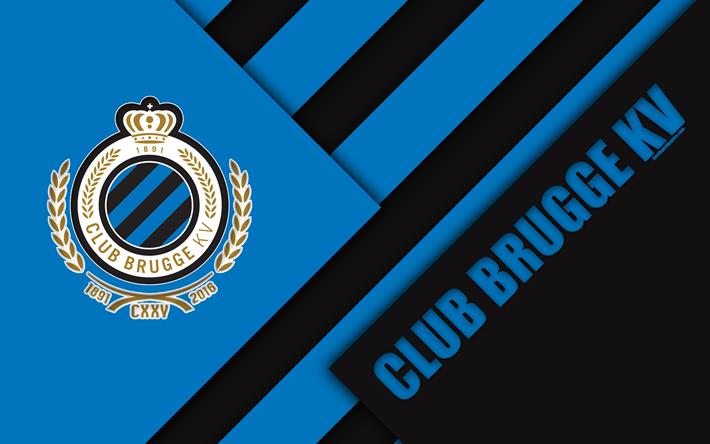 Scarica Sfondi Il Club Brugge Kv 4k Belga Di Calcio Per Club Nero