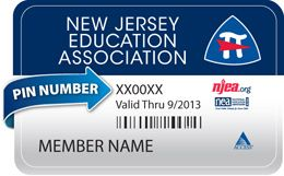Image result for njea membership card