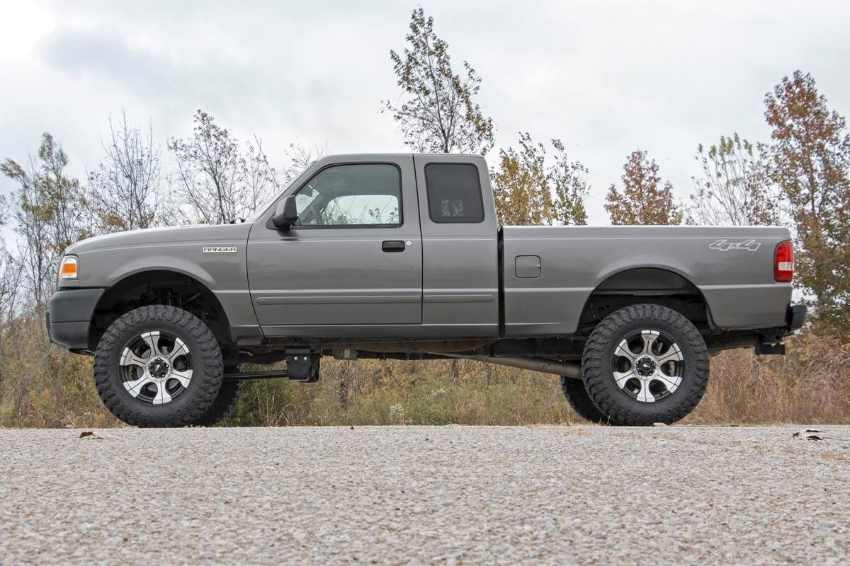 5in Ford Ranger Lift Kit 98 11 Ford Ranger Ford Ranger Lifted