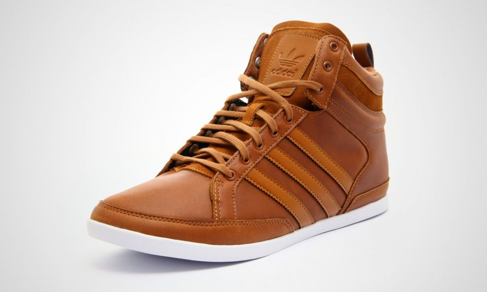 Leather Plimcana Mid By Adidas Shoes Sneakers Shoes