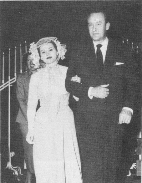 Image result for zsa zsa gabor george sanders wedding