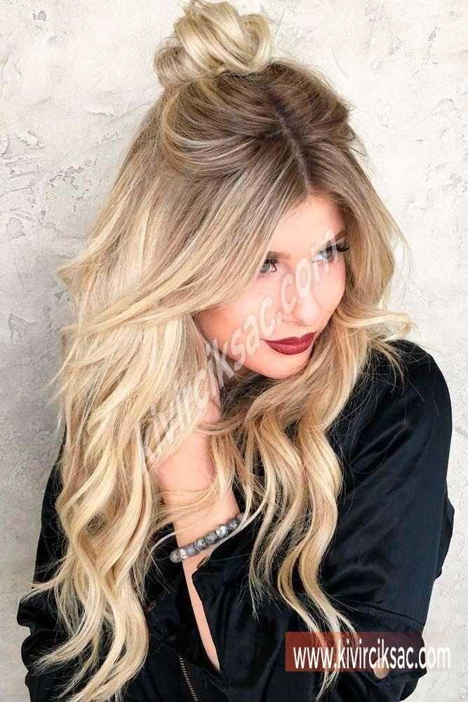 Bal Köpüğü Ombre Modelleri 2019 Saç Modelleri Acconciature