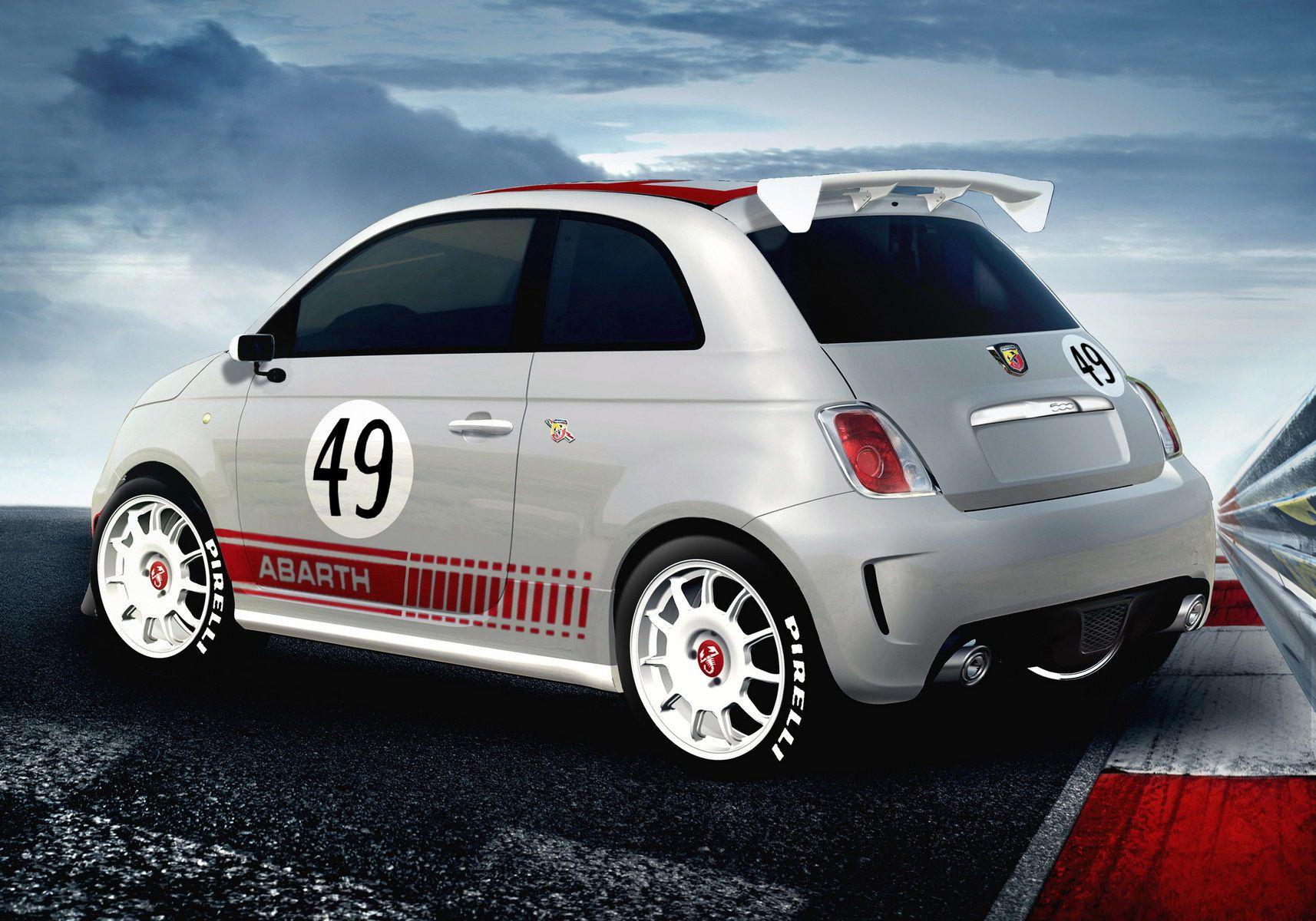 fiat 500 abarth 1.4 16v limited edition turbo 200 bhp 'assetto corse